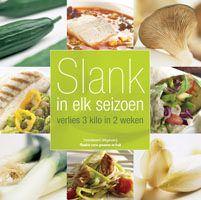 Slank in elk seizoen - kookboeken - okoko recepten