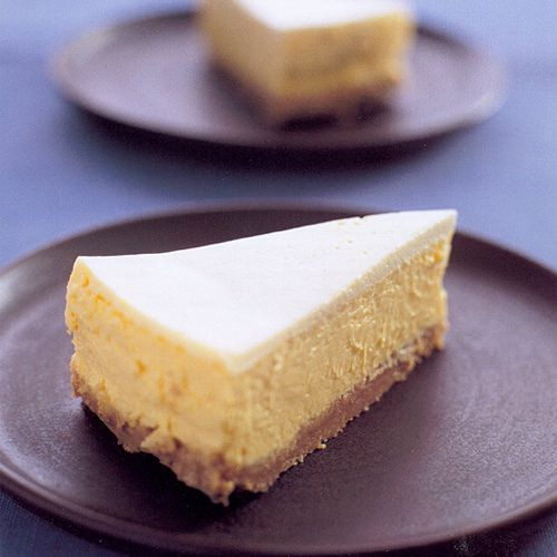 Nigella Lawson: cheesecake