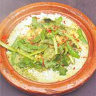 Jamie Oliver: Thaise curry met kip of garnalen