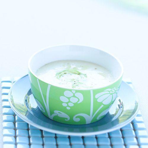 Warme of koude aardappel preisoep vichyssoise recept okoko recepten for Warme of koude kleur