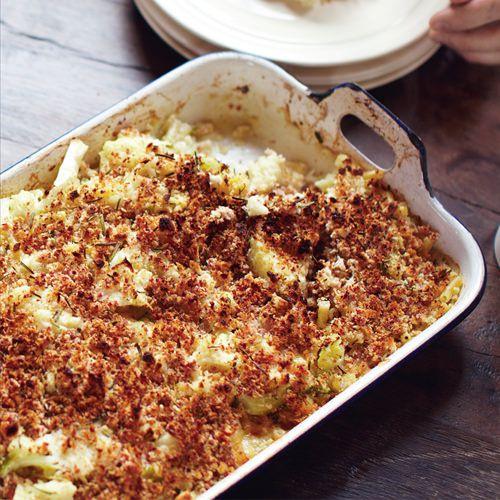 Jamie Oliver Bloemkool Met Macaroni