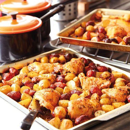 Nigella Lawson Spaanse Kip Met Chorizo En Aardappelen Recept